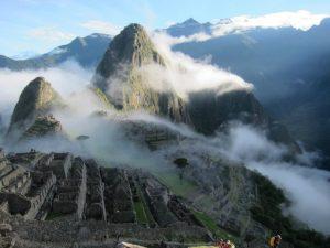インカの都市遺跡