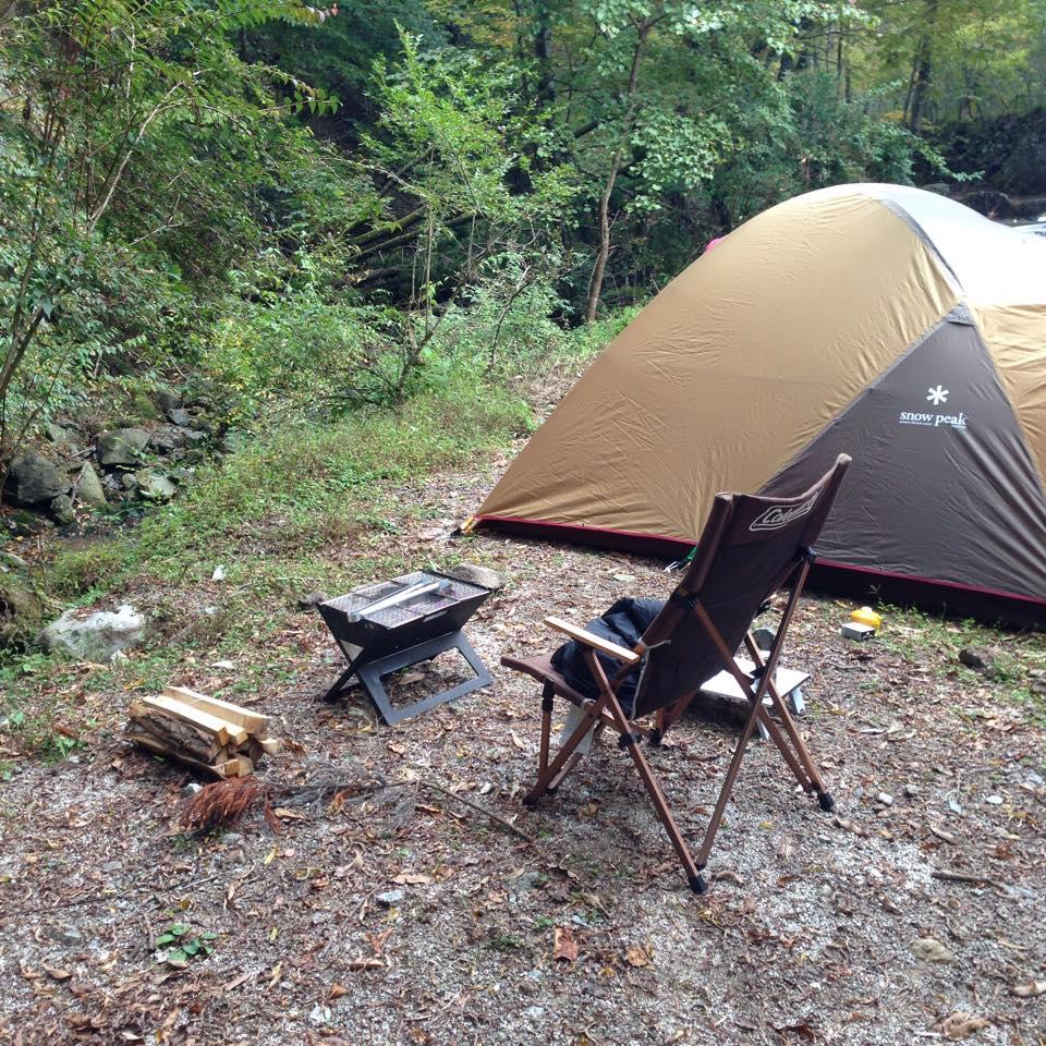 一人キャンプ