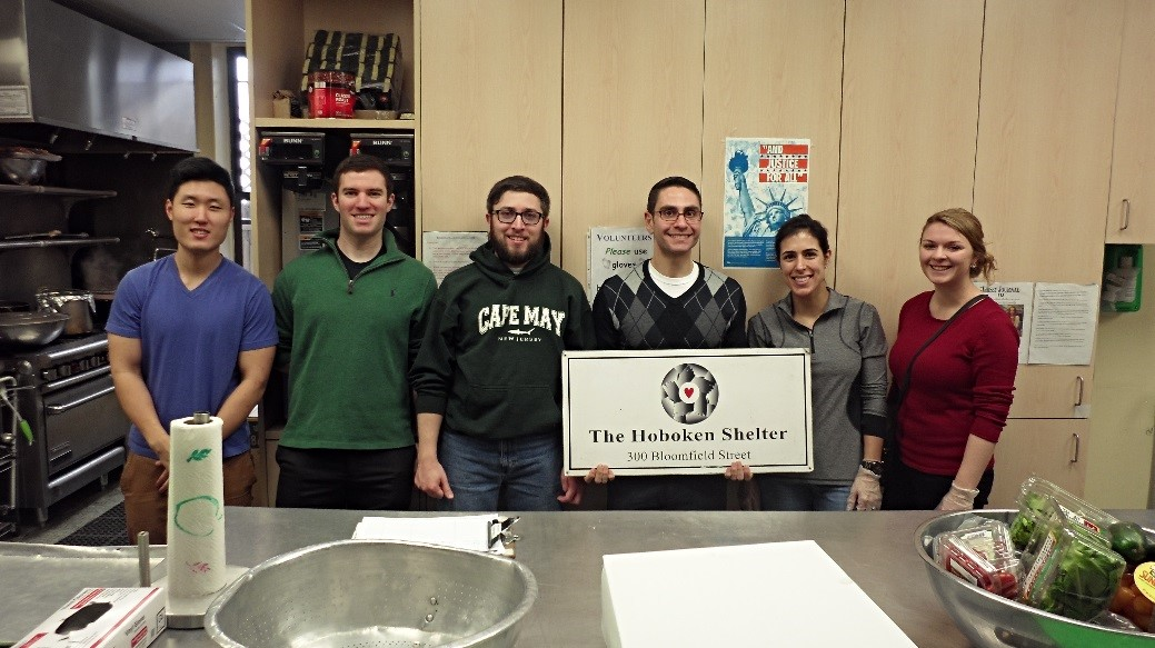 Helping out in a Time of Need: AvePoint Volunteers at The Hoboken ...