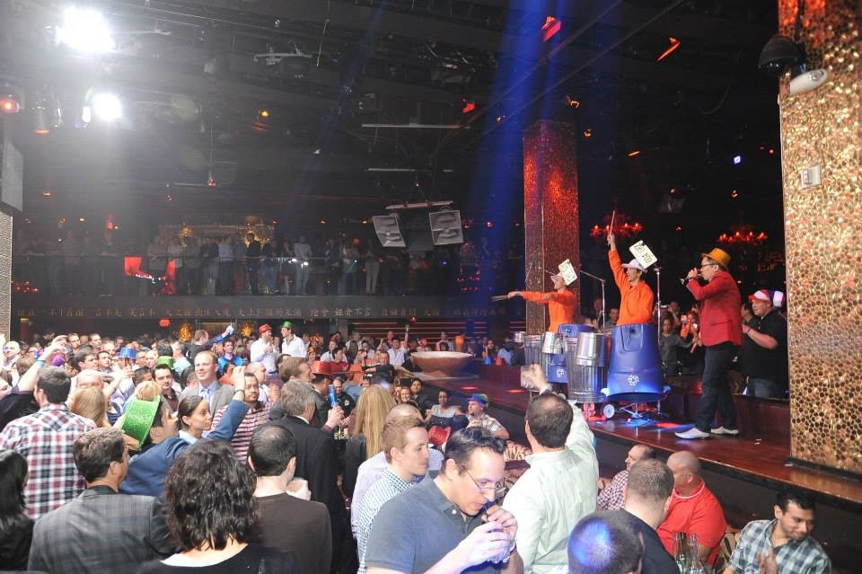 The RED Party at SharePoint Conference 2014 in Las Vegas.