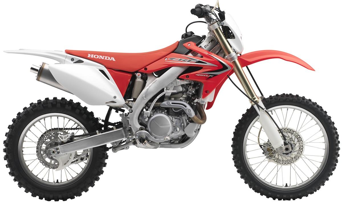 Honda CRF230F Off-Road Dirt Bike