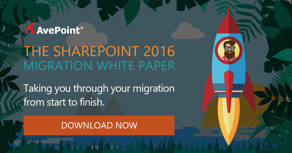 Start Your SharePoint 2016 Migration Today | Round Table Q&A