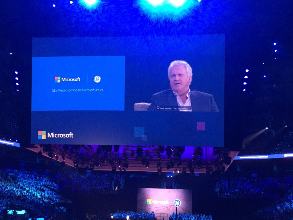 microsoft worldwide partner conference 2016 jeff immelt