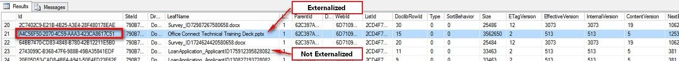 Shredded Storage and RBS - SharePoint Storage Optimization