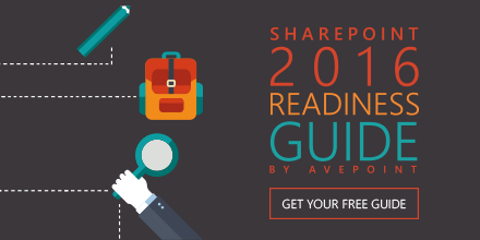 microsoft ignite sharepoint 2016 readiness guide