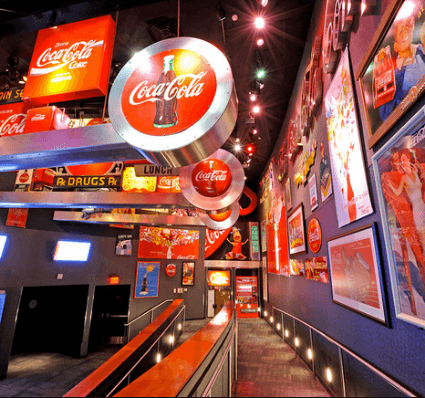 things to do during microsoft ignite 2016 coca cola