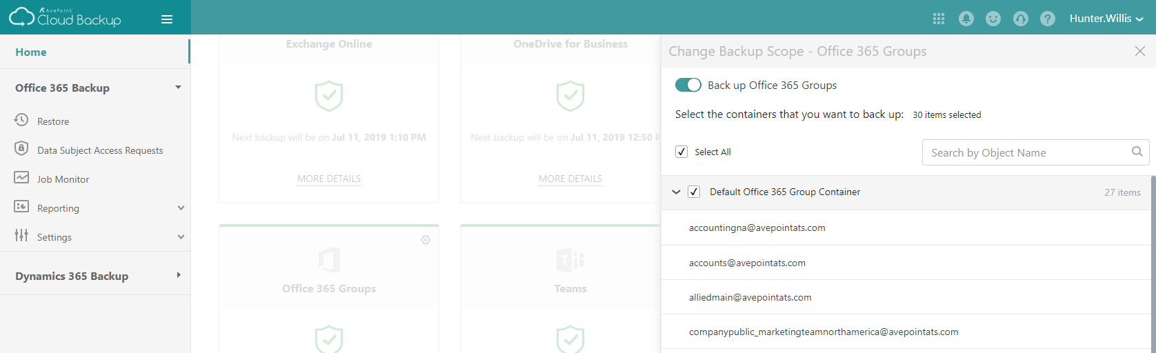 How It Works: Native SharePoint Online Backup and Restore