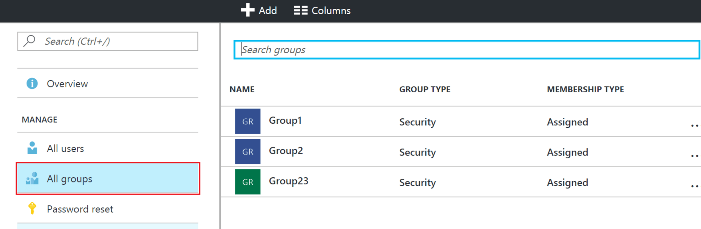 how to manage office 365 groups
