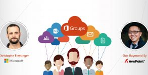Behind the Scenes of Office 365 Groups with Microsoft's Christophe Fiessinger