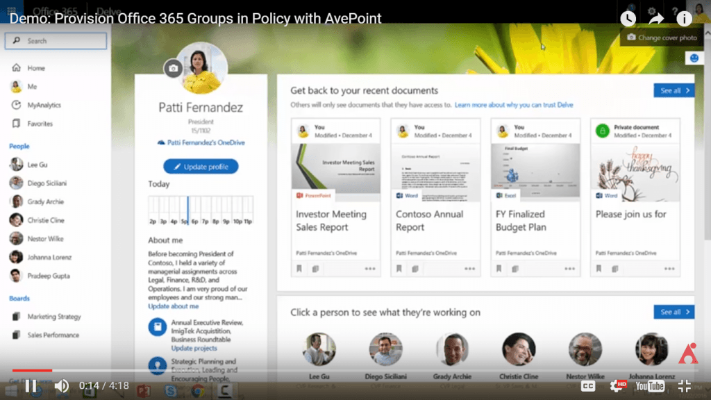 Understanding Office 365 Groups