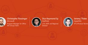 Ask The Experts: Understanding Office 365 Groups with Microsoft, Hyperfish, and AvePoint [Webinar]