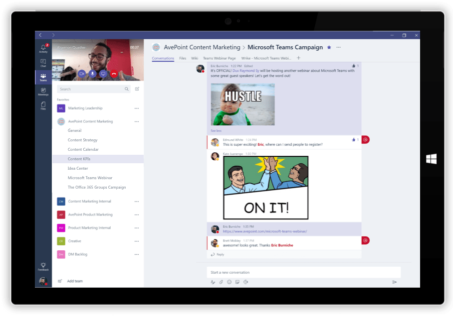 How To Use Microsoft Teams