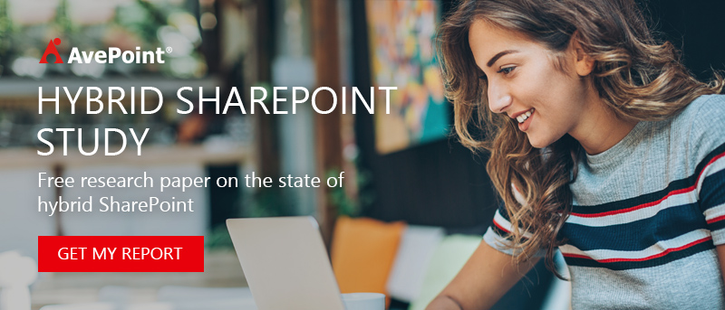 Free Research Paper: Hybrid SharePoint Study