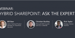 Hybrid SharePoint Overview from the Experts [Webinar]