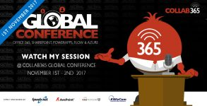 From #SharePoint to #MicrosoftTeams: Bolster your Knowledge at Collab365 Global Conference!
