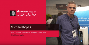 Dux Quax: Azure, Microsoft 365, and More with Michael Kophs