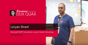 Dux Quax with Loryan Strant: Office 365, Teams, and Tech Summit. Oh My!