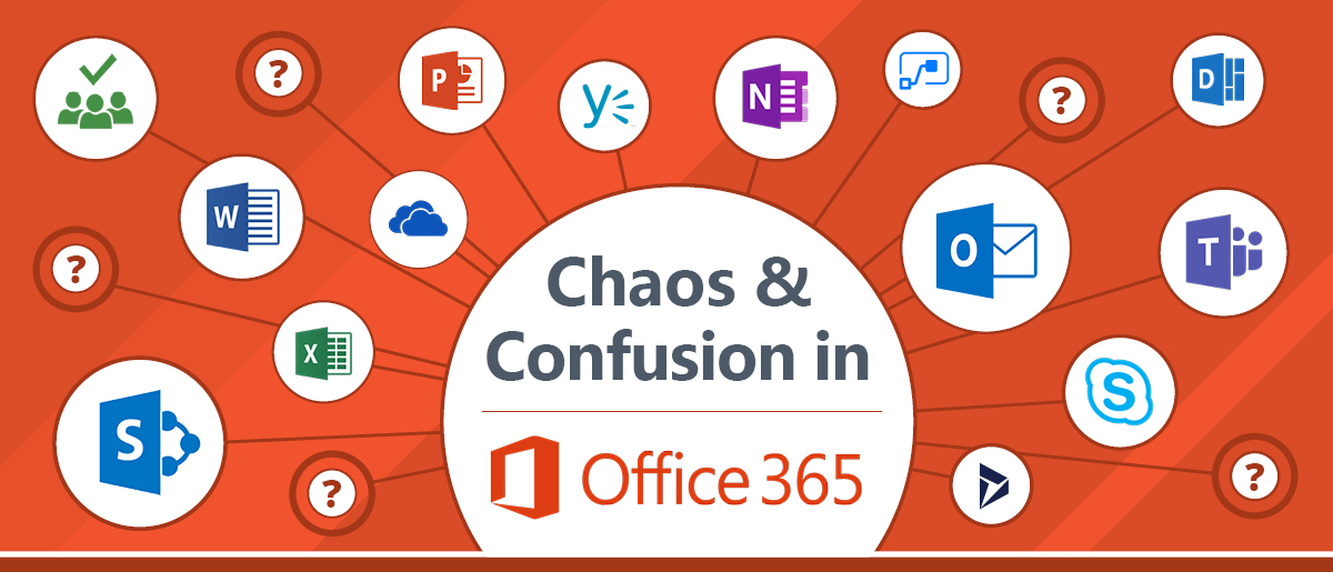 How to Manage Potential Chaos in Office 365 | AvePoint Blog