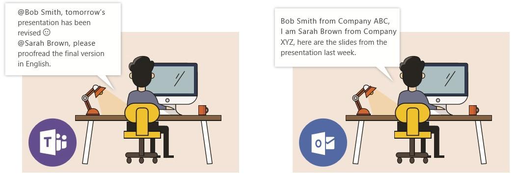 Microsoft Teams vs  Skype vs  Microsoft Outlook: What do I use?