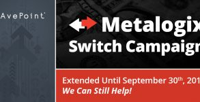 Metalogix Was Sold, Switch To A Better Solution Without Incurring Additional Licensing Costs