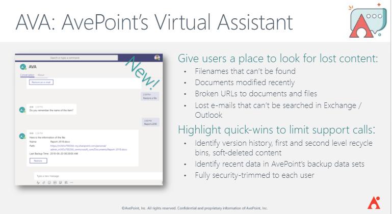 Backup Virtual Assistant