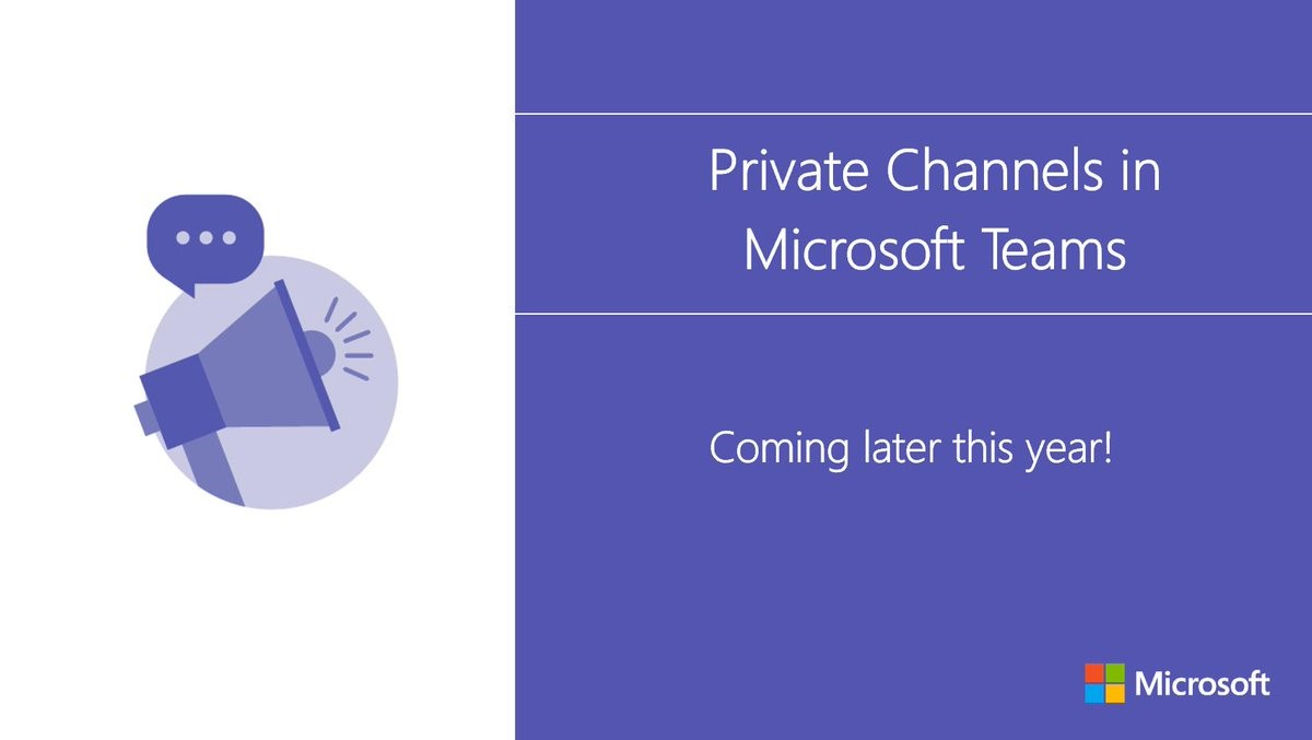 Private Channels in Microsoft Teams: Facts vs  Fiction