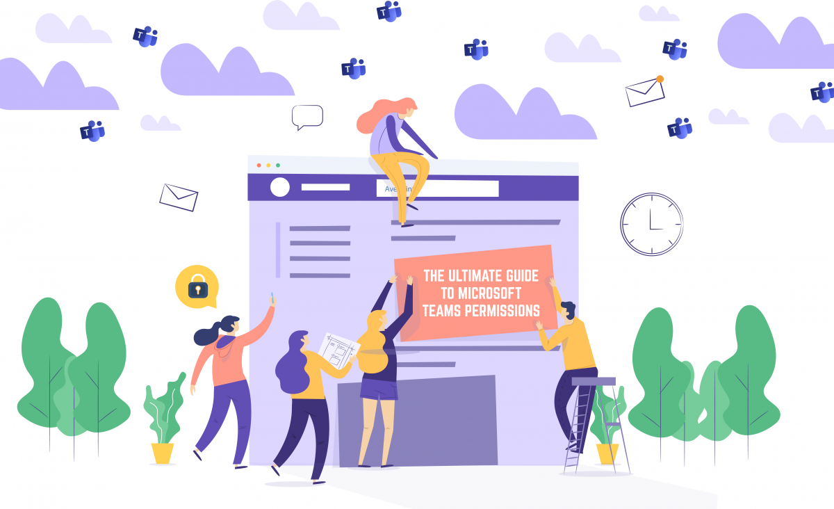 The Ultimate Guide to Microsoft Teams Permissions | AvePoint Blog