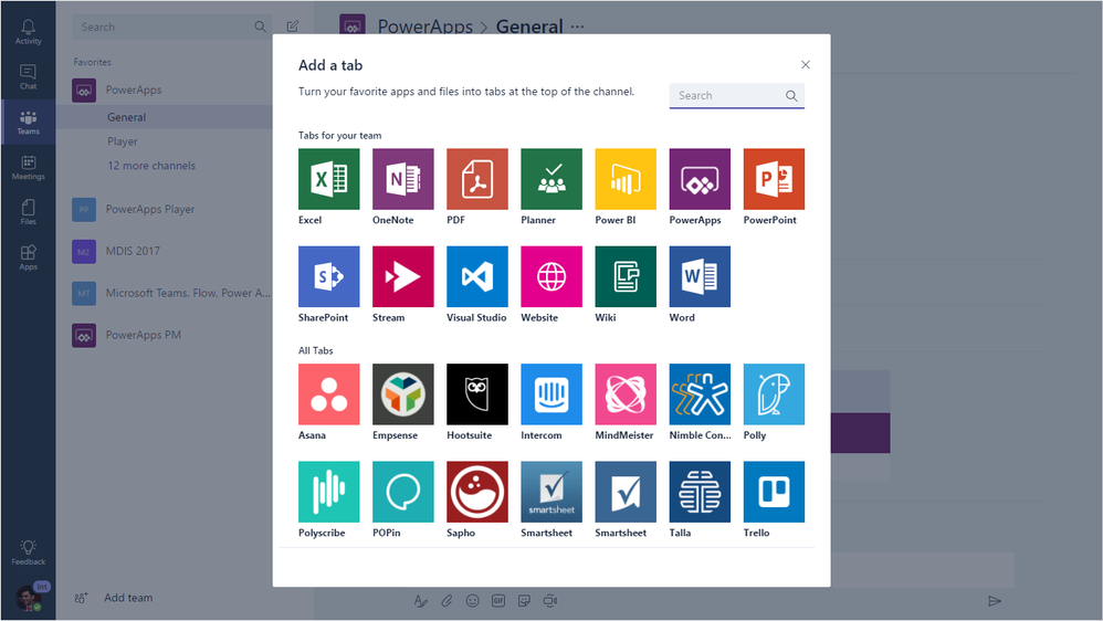 5 Microsoft Teams Tabs Every Team Should Have Avepoint Blog