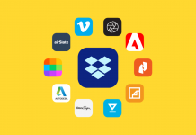 dropbox spaces