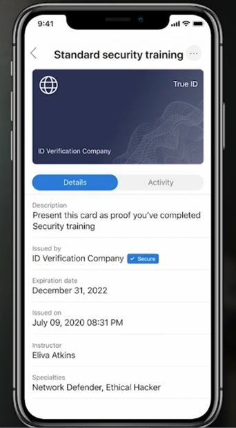 how to use the Authenticator app
