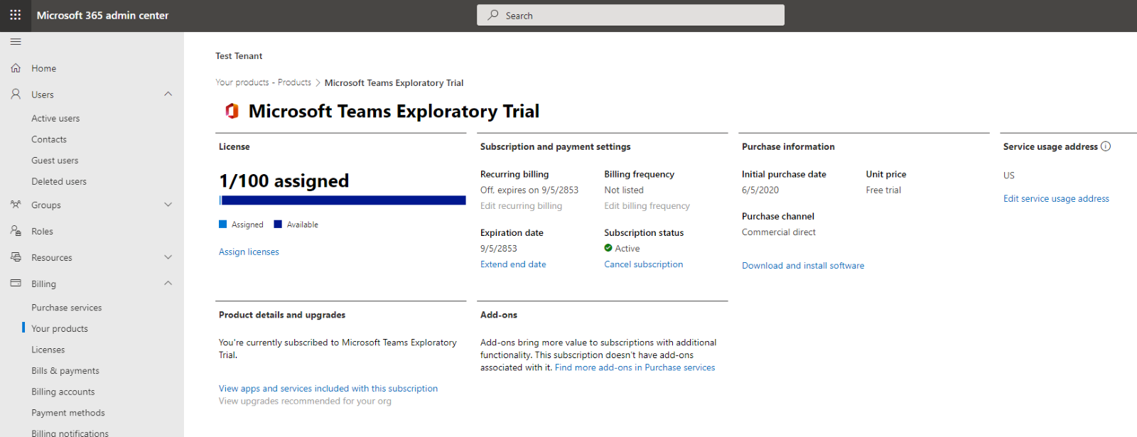 microsoft teams exploratory experience