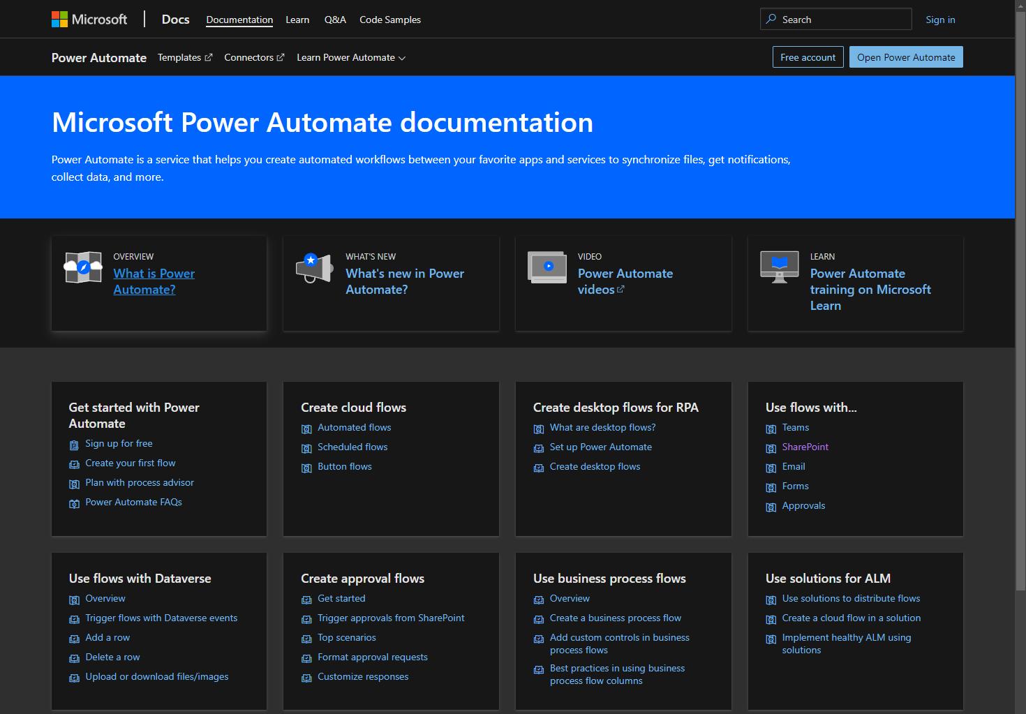 power automate training